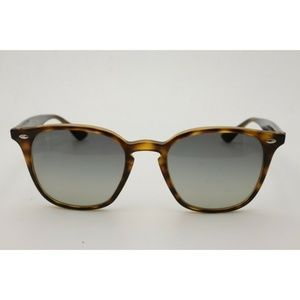 Ray Ban RB 4258 Sunglasses 710/11 Tortoise Gray